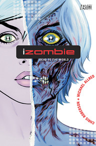 iZombie graphic novel cover