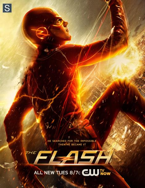 The Flash - TV show poster