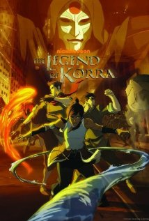 The Legend of Korra TV poster