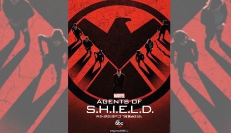 Agents of SHIELD season two poster