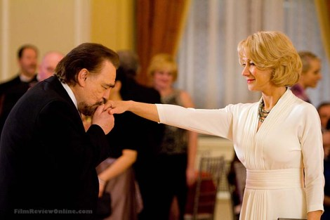 Red - Ivan Simanov (Brian Cox) and Victoria (Helen Mirren) © 2010 Summit Entertainment, Photo by Frank Masi