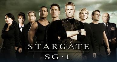 Stargate SG-1 promo pic
