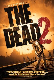 The Dead 2: India movie poster