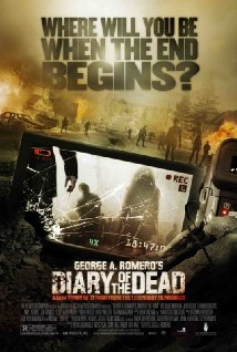 Diary of the Dead movie poster.
