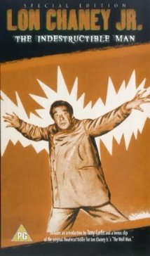 The Indestructible Man movie poster