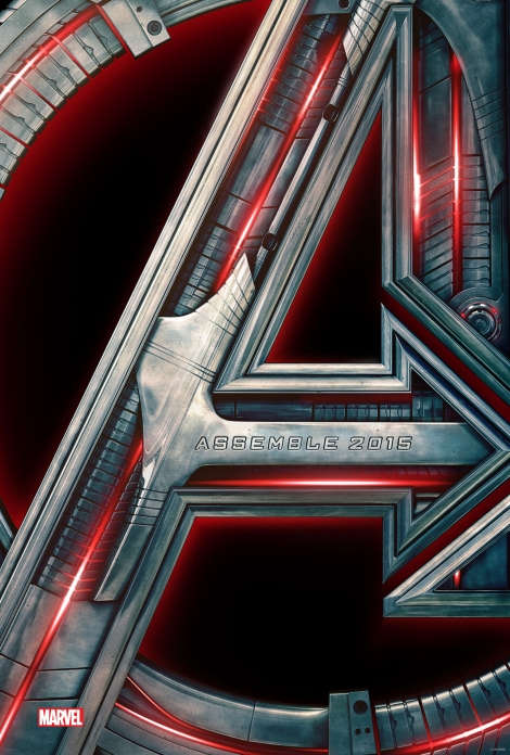Avengers: Age of Ultron teaser poster