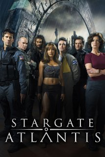 Stargate: Atlantis movie poster