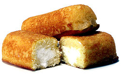 Picture of Twinkies.