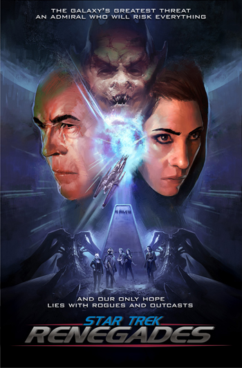 Star Trek Renegades movie poster