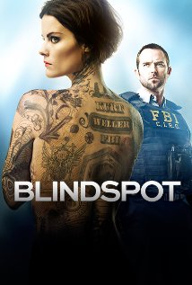Blindspot TV poster
