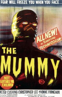 The Mummy (1959) movie poster