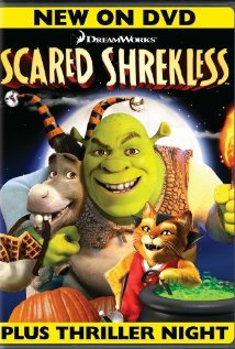 Scared Shrekless logo