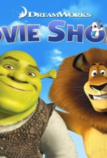 Shrek's Thrilling Tales logo