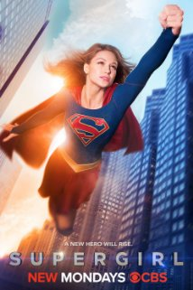 Supergirl tv show poster
