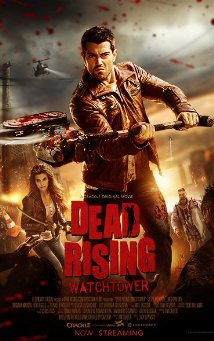 Dead Rising: Watchtower movie poster