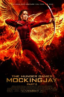 The Hunger Games: Mockingjay Part 2 movie poster