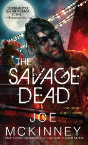 The Savage Dead book cover