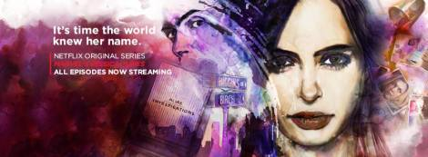 Jessica Jones Facebook cover picture