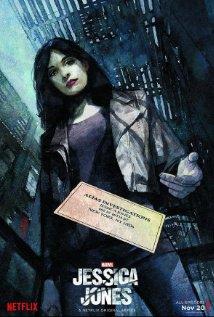 Jessica Jones show poster