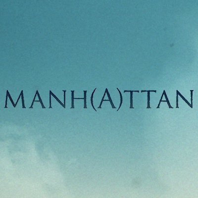 Manhattan TV series logo