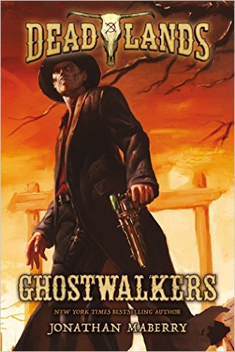 Deadlands: Ghostwalkers book cover