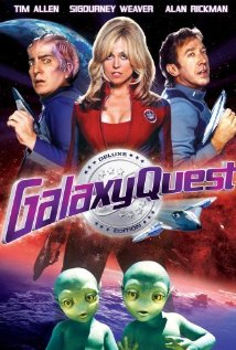 Galaxy Quest movie poster