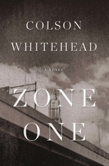 Zone One - book cover