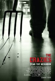 The Crazies 2010 movie poster