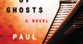A Head Full of Ghosts by Paul Tremblay book cover