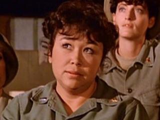 Nurse Kelleye from MASH