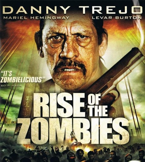 Rise of the Zombies - 2012 movie poster