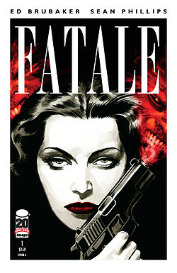 Fatale Book 1: Death Chases Me