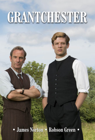 Grantchester TV poster