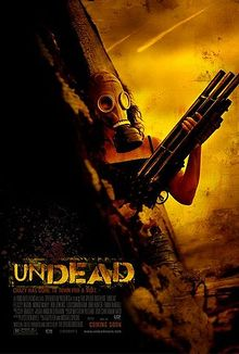 Undead movie poster