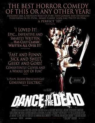 Dance of the Dead movie poster