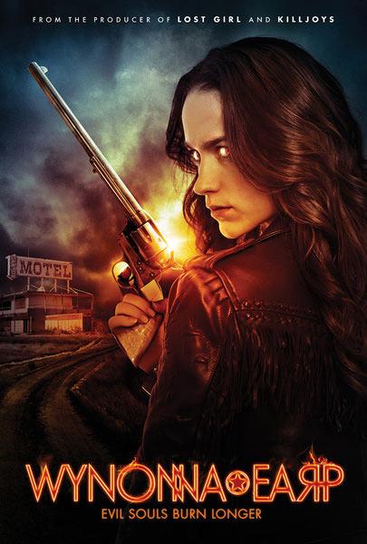 Wynnona Earp tv show poster