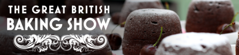 The Great British Baking Show header logo