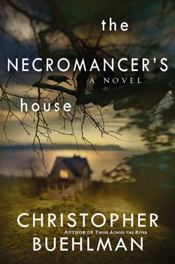 The Necromancer's House book cover