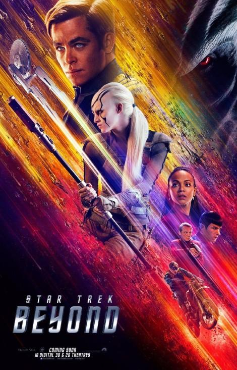 Star Trek: Beyond international poster