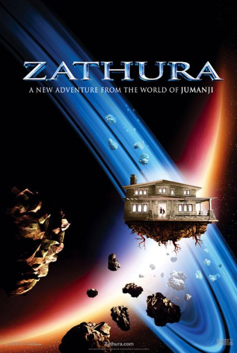 Zathura movie poster