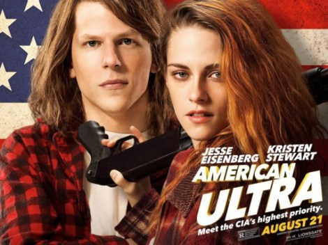American Ultra publicity photo