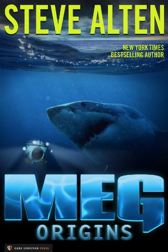 Meg: Origins book cover