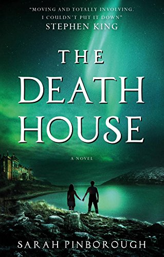 The Death House by Sarah Pinborough book cover