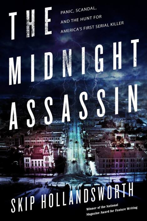 The Midnight Assassin book cover