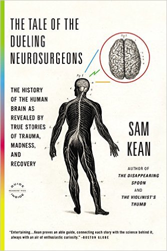 The Tale of the Dueling Neurosurgeons: The History of the Human Brain as Revealed by True Stories of Trauma, Madness, and Recovery book cover