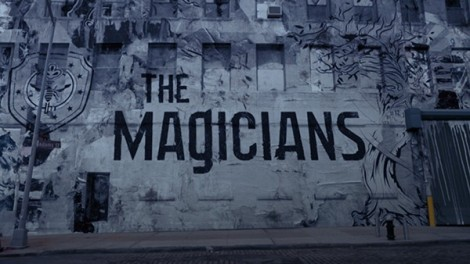 The Magicians logo from Syfy