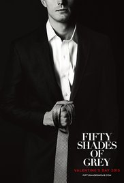 50 Shades of Grey movie poster