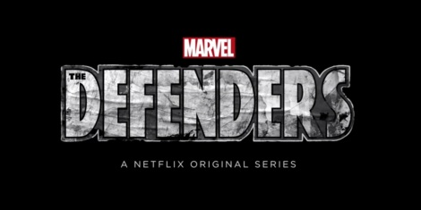 The Defenders logo from Netflix
