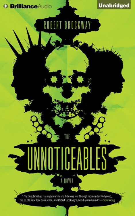 The Unnoticables book cover