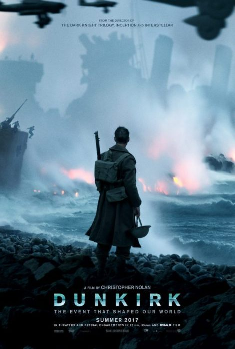 Dunkirk movie poster